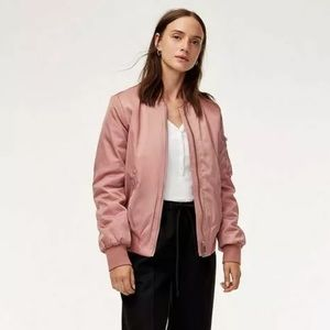 Aritzia THE GROUP BY BABATON Gilman Bomber Jacket